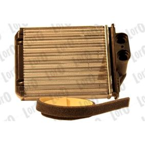 ABAKUS Heater matrix 016-015-0013