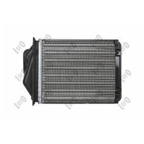 PANDA (169) ABAKUS Heat exchanger 016-015-0013-A