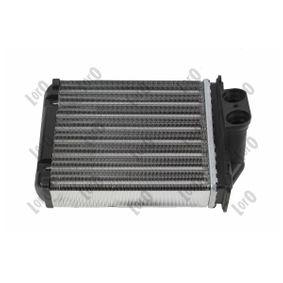 ABAKUS Heater matrix 016-015-0013-A