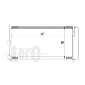 Air conditioner condenser 016-016-0016 ABAKUS