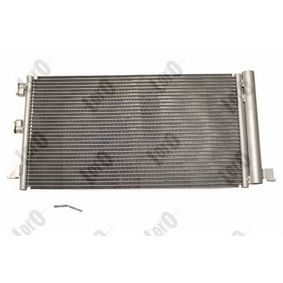 Air conditioner condenser 016-016-0018 ABAKUS