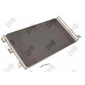 PANDA (169) ABAKUS Air condenser 016-016-0018