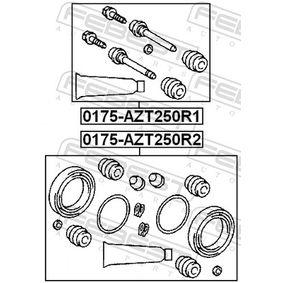 FEBEST Reparatursatz, Bremssattel 0495605010 für TOYOTA bestellen