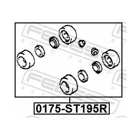 Brake caliper repair kit 0175-ST195R FEBEST