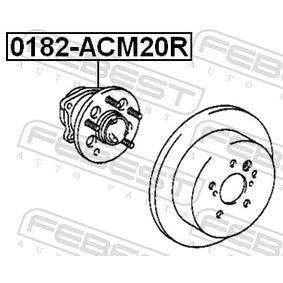 Wheel hub 0182-ACM20R FEBEST