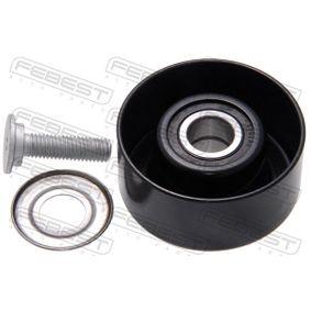 FEBEST Tensioner pulley v-ribbed belt 0187-2AZFE