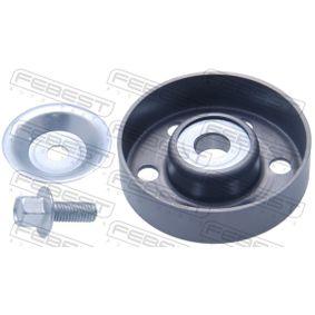 FEBEST Tensioner pulley v-ribbed belt 0187-AUR10