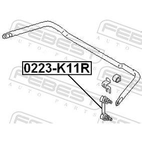 Ράβδος ζεύξης 0223-K11R FEBEST