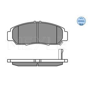 CIVIC VIII Hatchback (FN, FK) MEYLE Motor del limpia 025 237 2916/W