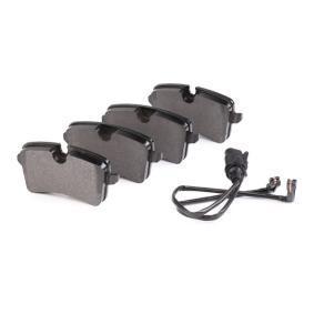 MEYLE Kit de plaquettes de frein, frein à disque (025 246 0617/W) à bas prix