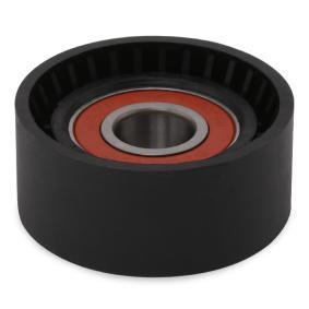 CAFFARO PEUGEOT 206 Tensioner pulley, v-ribbed belt (03-94)