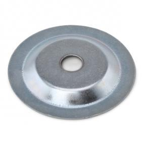 Tensioner pulley, v-ribbed belt CAFFARO (03-94) for PEUGEOT 206 Prices