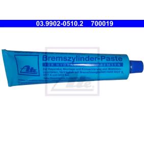 Паста, части за спирачна / на съединителя хидравлика 03.9902-0510.2 онлайн магазин