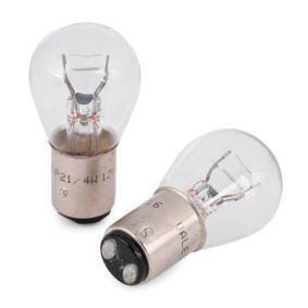 VALEO Bulb, brake / tail light 032105