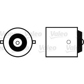 032111 Glühlampe, Blinkleuchte von VALEO Qualitäts Ersatzteile