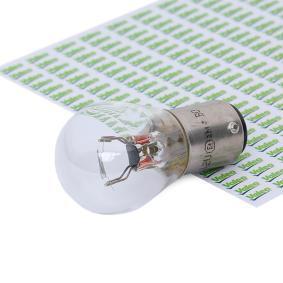 Крушка с нагреваема жичка, стоп светлини / габарити (032205) от VALEO купете