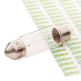 VALEO Светлини на регистрационния номер / -единични части 032217