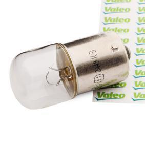 032219 Glühlampe, Blinkleuchte von VALEO Qualitäts Ersatzteile