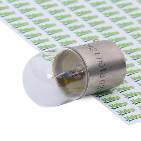 032221 Gloeilamp, knipperlamp van VALEO kwaliteitsonderdelen