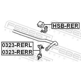 Tirante barra estabilizadora 0323-RERR FEBEST