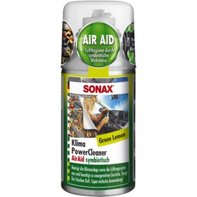 Поръчайте 03234000 Препарат за почистване / дезифенктант за климатизатора от SONAX