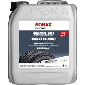 Productos para cuidado del coche tienda en línea: Producto para lustrar materiales de goma SONAX 03405050