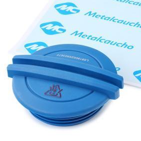 CRAFTER 30-50 Kasten (2E_) Metalcaucho Deckel Kühlmittelbehälter 03677
