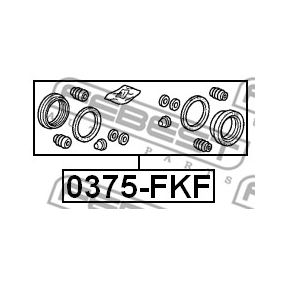 Brake caliper repair kit 0375-FKF FEBEST