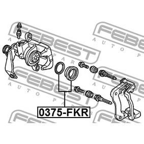 Brake caliper repair kit 0375-FKR FEBEST