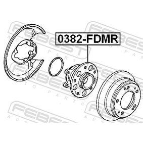 Wheel hub 0382-FDMR FEBEST