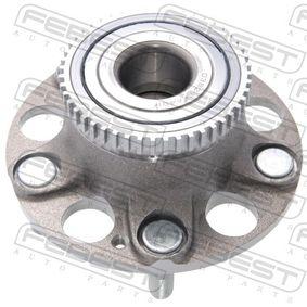 FEBEST Wheel hub 0382-FKA48R