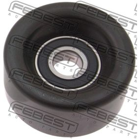 FEBEST Tensioner pulley v-ribbed belt 0387-RE