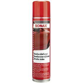 Поръчайте 03903000 Препарат за почистване на смоли от SONAX