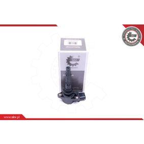 Zündspule ESEN SKV Art.No - 03SKV255 OEM: A0001501980 für MERCEDES-BENZ, SMART, MAYBACH, STEYR kaufen
