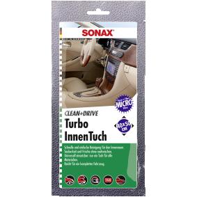 Handrengöringsdukar för bilar från SONAX: beställ online