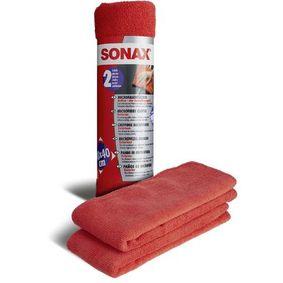 SONAX Trapos de limpieza para automóvil 04162410 en oferta