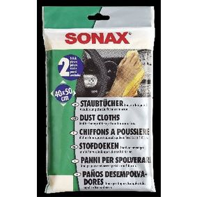 Салфетки за почистване на ръце (04166000) от SONAX купете