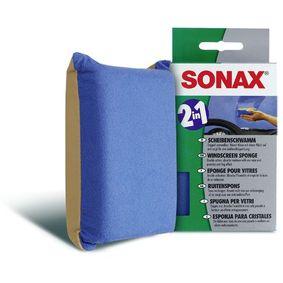 SONAX Eponges de nettoyage automobile 04171000 en promotion