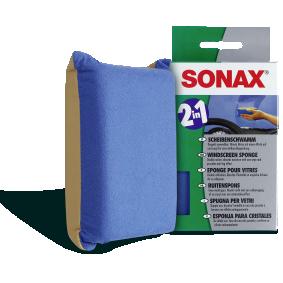 Autosponzen voor autos van SONAX: online bestellen