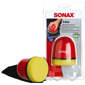 Auton pesusienet autoihin SONAX-merkiltä: tilaa netistä