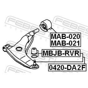 FEBEST Trag- / Führungsgelenk MN133618 für MITSUBISHI bestellen