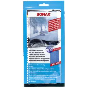Lingettes de nettoyage manuel SONAX pour voitures à commander en ligne