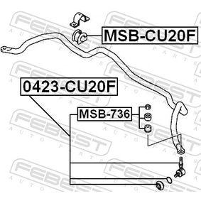 FEBEST Koppelstange MR476595 für MITSUBISHI bestellen