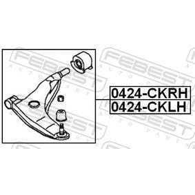 FEBEST Lenker, Radaufhängung MR241341 für MITSUBISHI bestellen