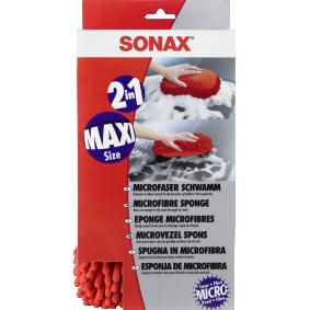Gąbki do czyszczenia auta do samochodów marki SONAX: zamów online