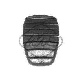 Metalcaucho Pedals und Pedalbelag 04717