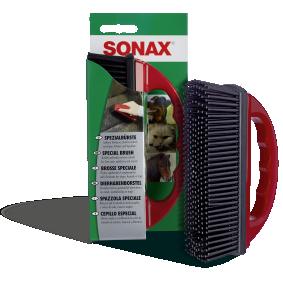 Interiør detailing børste til biler fra SONAX: bestil online