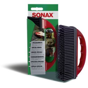 Brosse pour nettoyage de l'habitacle SONAX pour voitures à commander en ligne