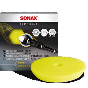 Rengöringssvampar till bil för bilar från SONAX: beställ online