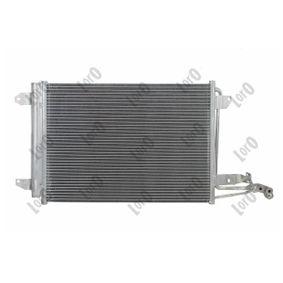 ABAKUS Kondensator, Klimaanlage (053-016-0016) niedriger Preis